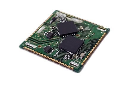 LoRaWAN/BLE対応エンドデバイス向けコンボモジュール