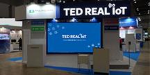 TED REAL IoT イベントレポート現在の検討ステージから1歩前進いただくための[IoT課題解決ブース]を立ち上げました